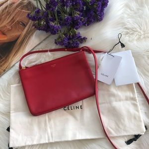 (2017) Céline Trio Small Crossbody